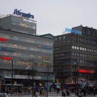 суровая Скандинавия :: Елена Назарова