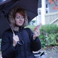 Дождь :: Galina Kazakova