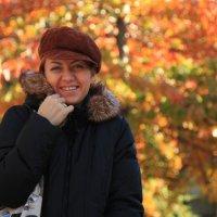 Осень :: Galina Kazakova