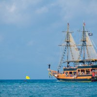 Пиратская яхта :: Юлия Makarova