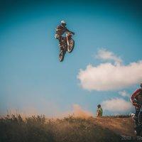 Соревнования по мотокроссу. :: Шамиль Курбанов
