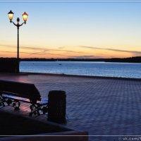 Романтика Самарских вечеров :: ФотоДуэт- Самара