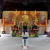 в храме :: Надежда Шемякина