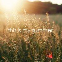 summer :: Оля Кривошей