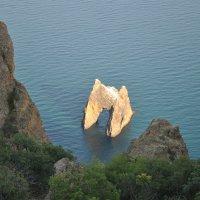 горы и море :: Igor Osh