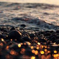 рассвет у моря :: Оля Кривошей