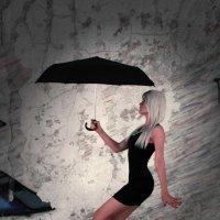 umbrella :: Елена Тибушкина