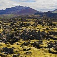 Марсианские пейзажи Исландии :: Олег Неугодников