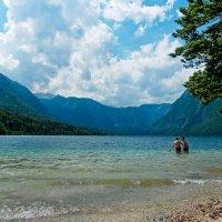 Отдых на высокогорном озере :: Стил Франс