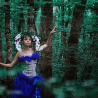 Лесной Фавн :: Zlata Vlasova
