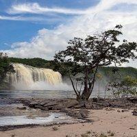 Водопад в Канайме.Венесуэла :: сергей агаев