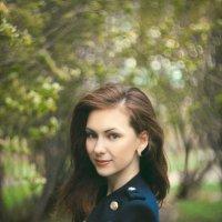 и снова ветер, и снова Юля) :: Мария Евстафьева