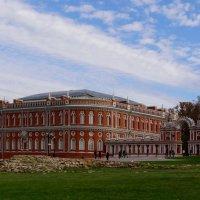 Хлебный дом в Царицино. :: Ольга