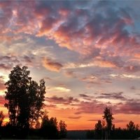 На закате :: Михаил Дрейке