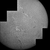 Солнце в линии H-альфа :: Алексей Поляков