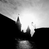 Замок в Камянец-Подольске :: Евгений Лисниченко