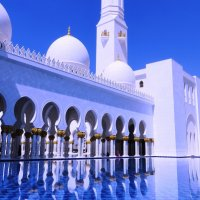 Белая мечеть :: Ирина Сивовол