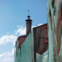Современные способы защиты памятников архитектуры :: Алёна Михеева