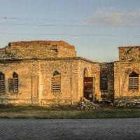 Храм на закате :: Константин Бобинский