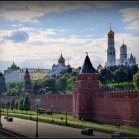 Москва Кремль 23.06.2013 :: Андрей Миткевич