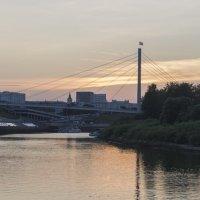 пешиходный мост :: Андрей Мартюшев