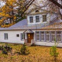 Дом с мезонином :: Валерий Симонов