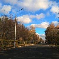 По дороге с облаками :: Елена Семигина