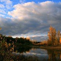 Напомни, осень, музыку ветров ... :: Евгений Юрков