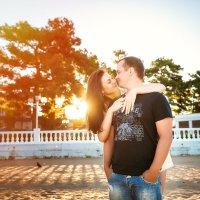 Анна и Сергей :: Ольга Семенова