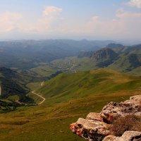 Перевал Гумбаши. Маринское ущелье. :: Vladimir 070549