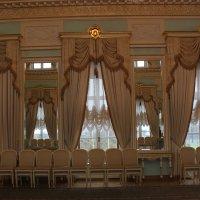 Стрельна. Константиновский дворец. Убранство. :: Наталья Лунева