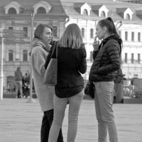 три девицы... :: Александр Шурпаков