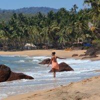 ГОА, пляж Paradise :: Владимир Рубцов