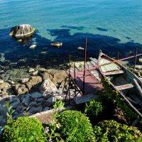 Черное море в сентябре... :: Елена Митряйкина