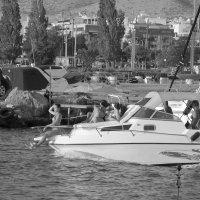 Все внимание на лодку! :: Оля Богданович