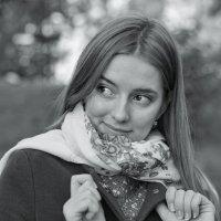 Осенний портрет :: Андрей Майоров