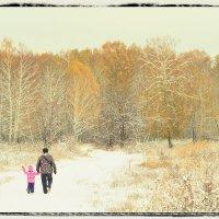 Осенняя акварель. :: aWa