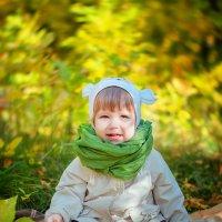 Детская осень! :: Ольга Егорова