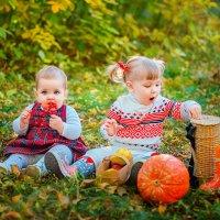 Детская осень2 :: Ольга Егорова