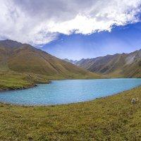 Горное озеро Кёль-Тор :: Victor Rehemäe