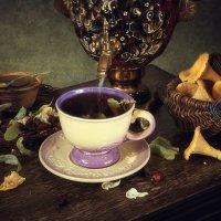 Чашка ароматного чая :: Ирина Приходько