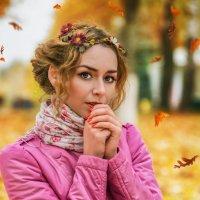 Осенняя Анюта :: Tatsiana Latushko