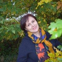 Осенний портрет. :: Лилия Дмитриева
