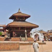 В городе Бхактапур. :: Ирина Токарева