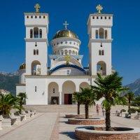 Соборный храм Святого Йована Владимира :: Олег