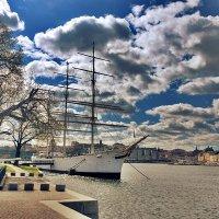 Трёхмачтовый корабль «af Chapman» Стокгольм :: Swetlana V