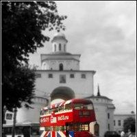 Владимир....Ну, почти, Лондон :: Galina Belugina
