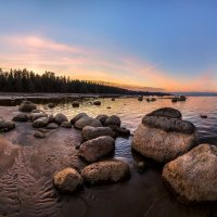 Камни уходят в воду :: Фёдор. Лашков