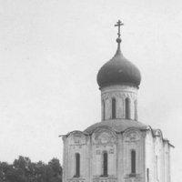 Храм Покрова Пр. Богородицы на Нерли. 1966г. :: Татьяна Юрасова