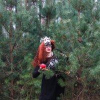 """Фотопроект """"Зловещие тени"""" - модель Алла Волынцева :: Алексей Корнеев"""
